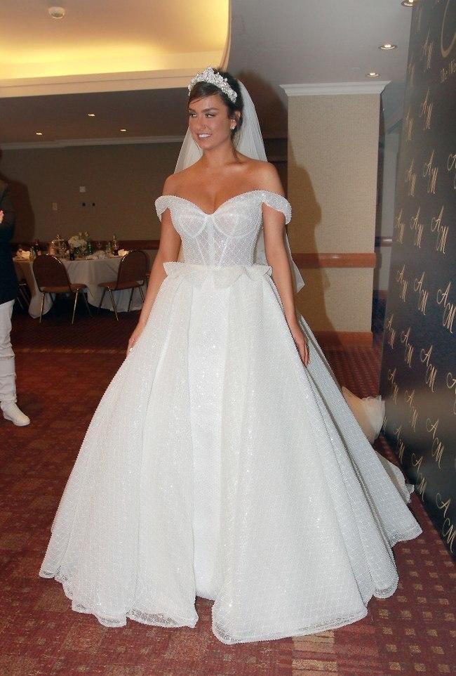 מה חשבתם על השמלה? (צילום: ענת מוסברג)