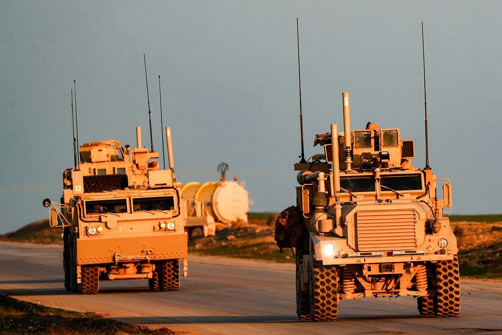 US forces in Syria (Photo: AFP)