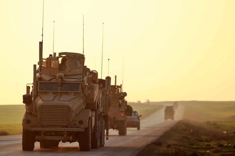 Американские силы в Сирии. Фото: AFP