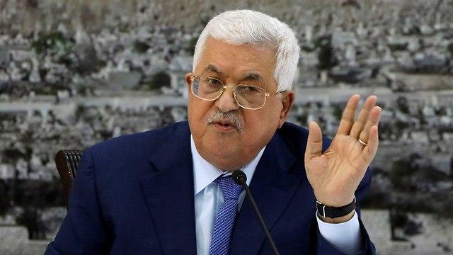 Palestinian President Mahmoud Abbas (Photo: Reuters)