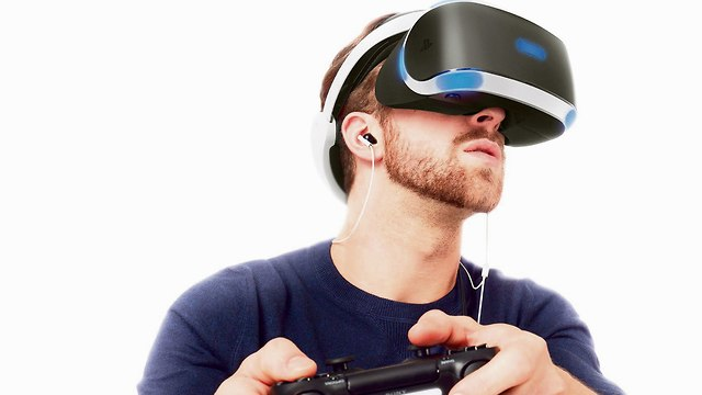 playstation VR2 (צילום: יח