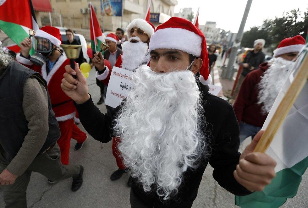 Вифлеем, Рождество. Фото: ЕРА