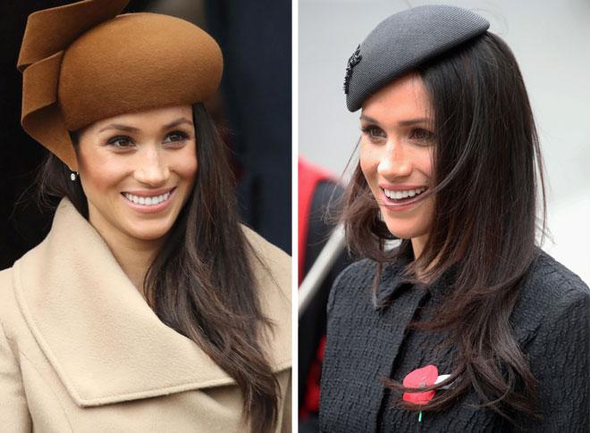 גם כשהיא חובשת כובע מופרך במסורת קשקושי הראש המחייבת של נשות האצולה הבריטית, היא משכילה להיראות בו פחות עציצית משאר השושנות האנגליות (צילום: Chris Jackson/GettyimagesIL)