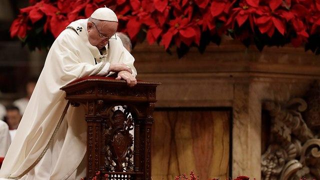 Папа Франциск. Фото: АР