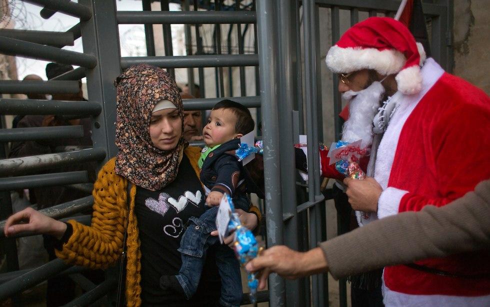 Вифлеем, Рождество. Фото: АР