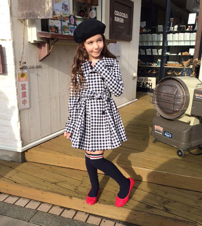 """הבת עמית בטוקיו, מדגמנת ליונקלו. """"הבנתי שבחו""""ל הבנות תמיד יהיו זרות"""" (צילום: תאיר מורדוך)"""