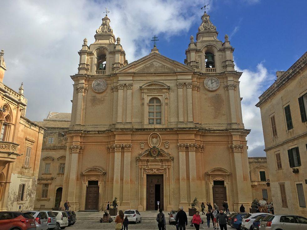 הקתדרלה במדינה (צילום: גלעד כרמלי)