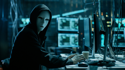 Хакер. Фото: shutterstock