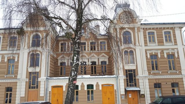Синагога в Гродно. Фото: Давид Шехтер