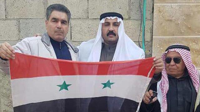 מאנביג' סוריה מנביג' עברה לשליטת סוריה מידי הכורדים ()