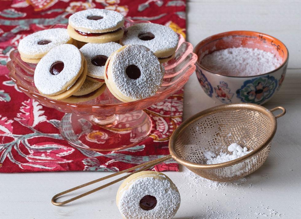 עוגיות ריבה בטעם של פעם (צילום: בועז לביא)
