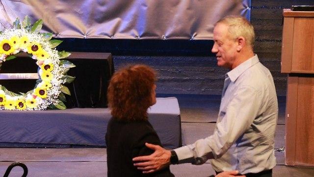 Former IDF chief Benny Gantz (Photo: Moti Kimchi)  (Photo: Moti Kimchi)