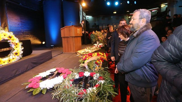 Former Labor prime minister Ehud Barak (Photo: Moti Kimchi) (Photo: Moti Kimchi)