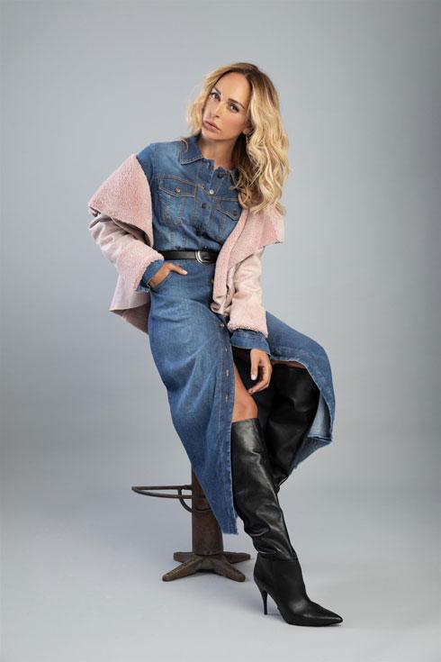 אריסטו שמט. 50 אחוז הנחה על קולקציית החורף ו-25 אחוז הנחה על קולקציית הג'ינס (צילום: שי יחזקאל)
