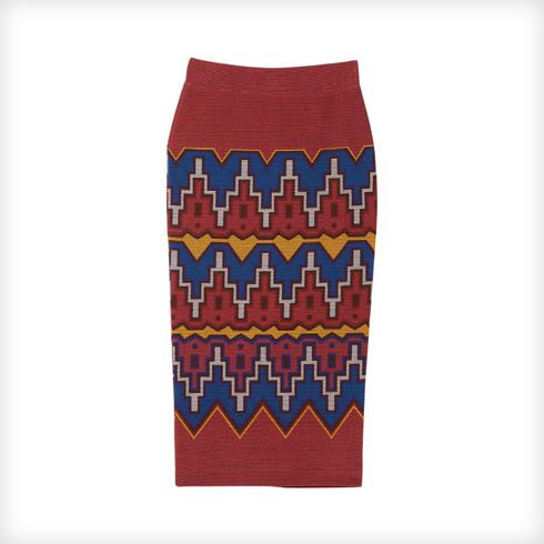 דזיגואל. בתמונה: חצאית ב-199 שקל במקום 399 שקל