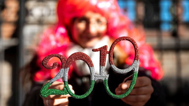 Hungary ahead of New Year's celebrations (Photo: EPA)