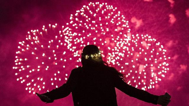 Celebrations in Sydney, Australia (Photo: Getty Images)