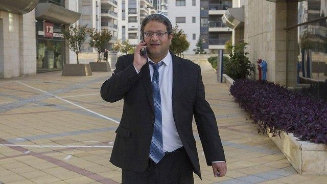 Itamar Ben-Gvir (Photo: Ido Erez)