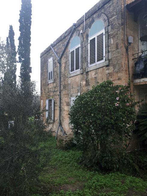 בית הסבתא, בקצה בית לחם הגלילית (צילום: אורן פרבמן)