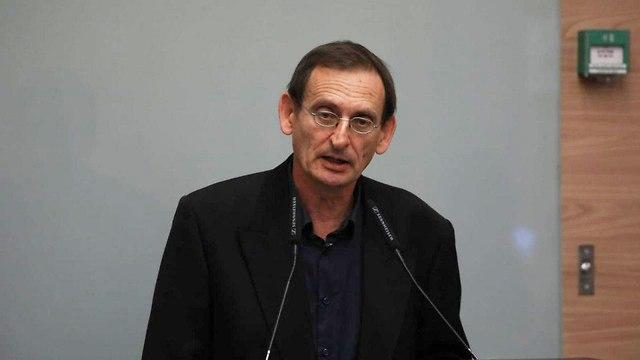 Dov Khenin (Photo: Ohad Zwigenberg)
