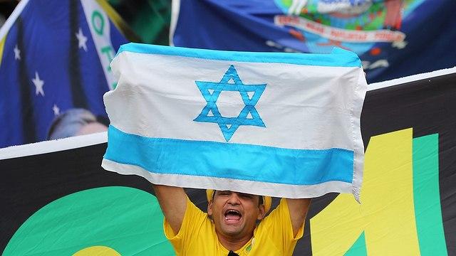 טקס השבעה של נשיא ברזיל ז'איר בולסונרו (צילום: רויטרס)
