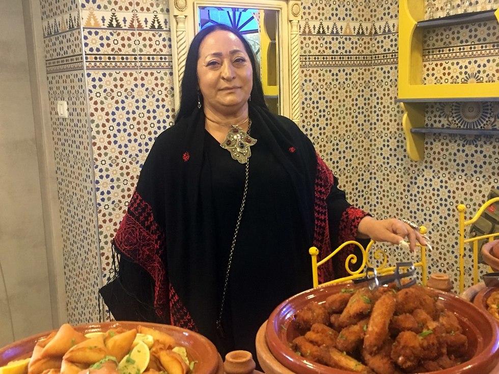דינה דגן, מייסדת כפר הנופש ביאנקיני (צילום: גלעד כרמלי)