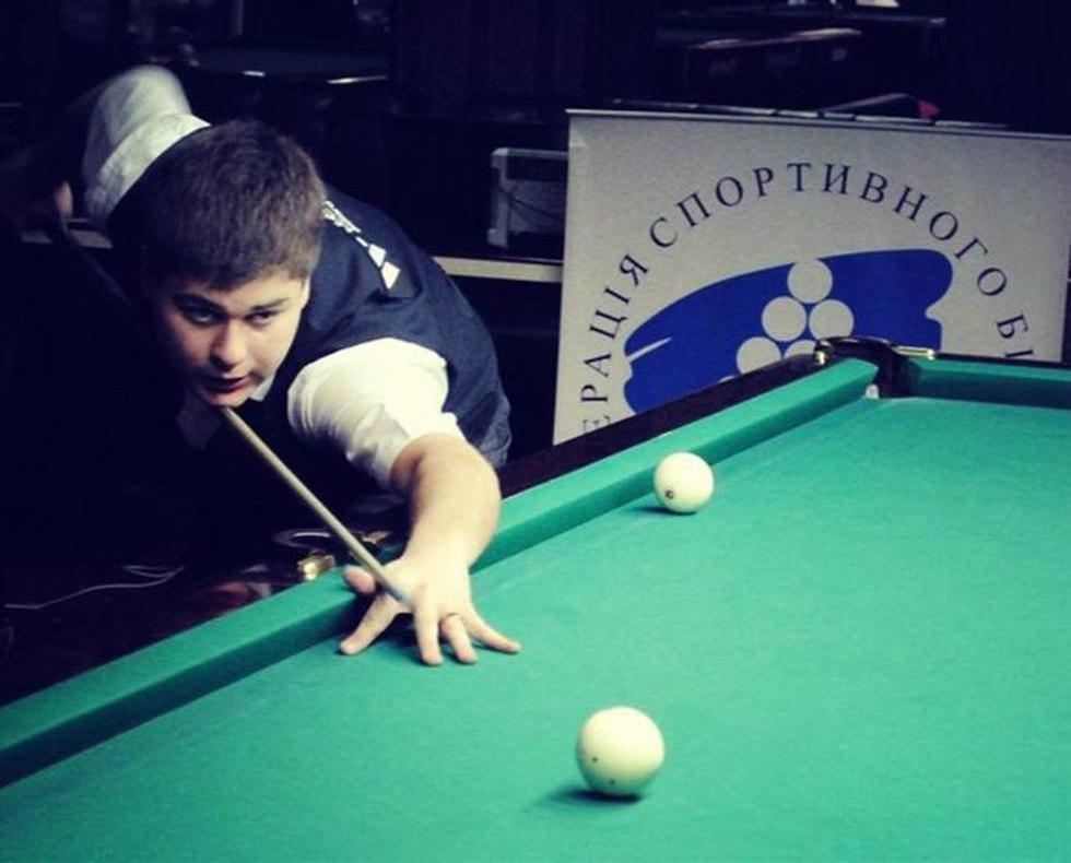 На чемпионате Украины