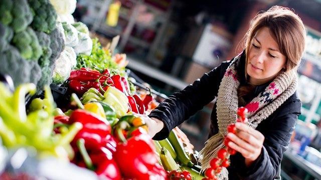 ירקות  (צילום: shutterstock)