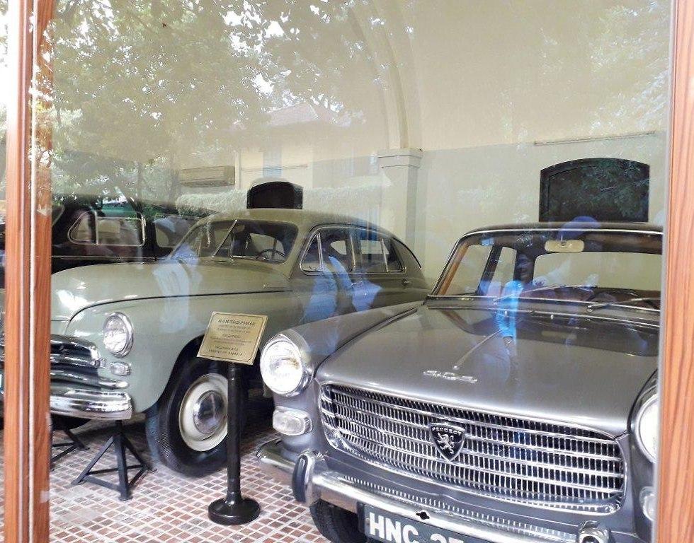 אוסף המכוניות של