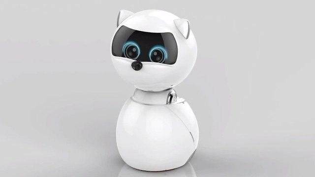 KIKI הרובוט (צילום מסך)
