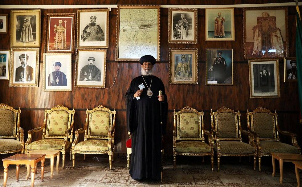 Ethiopian Archbishop Abune Enbakom