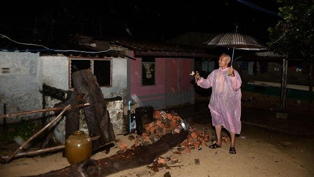 """""""Пабук"""" в Таиланде. Фото: AFP"""