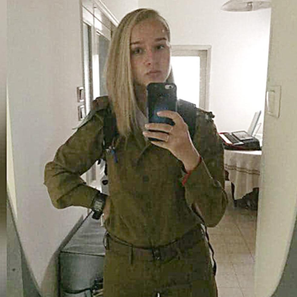 Просто человек с очень добрым сердцем: Арина, солдат Армии обороны Израиля