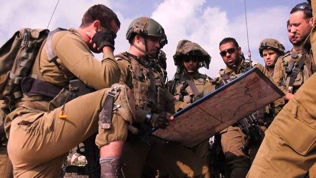 תרגיל חטיבת גבעתי בבקעת הירדן (צילום: שמיר אלבז)