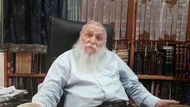 Rabbi Haim Drukman of Jewish Home