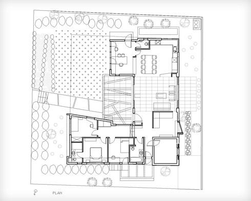 תוכנית הבית (תוכנית: אדריכלית ליאת בעבור ברנס)
