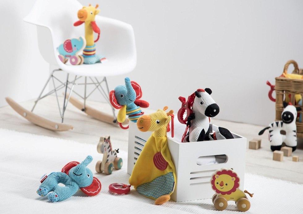 מוצרי ילדים (צילום: יח