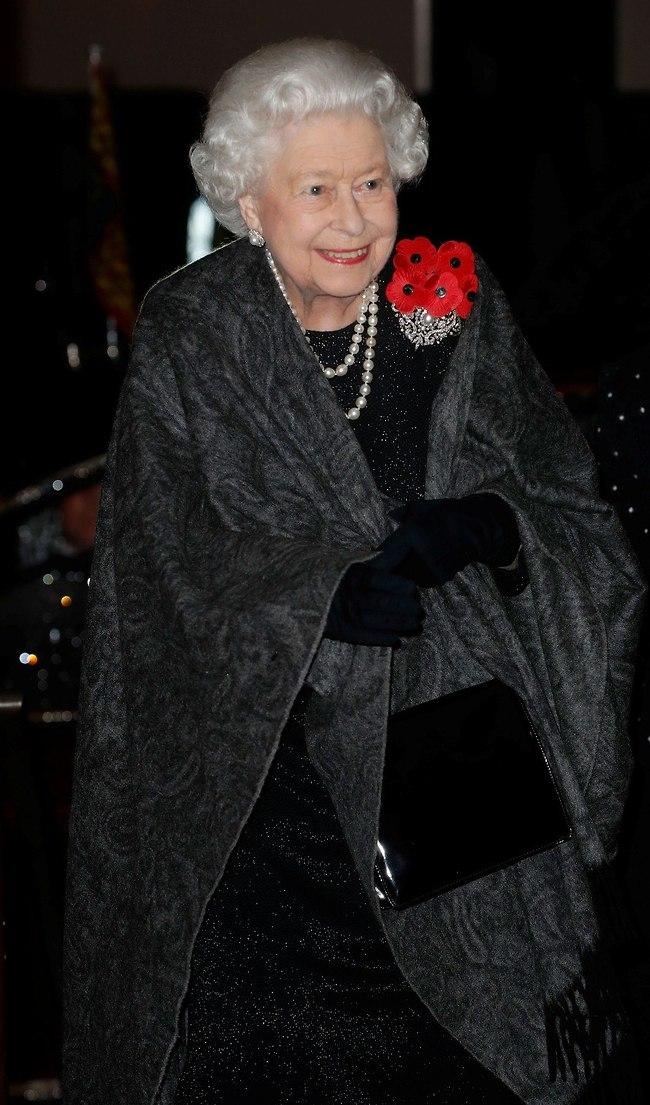 מלכת השיק! (צילום: Gettyimages)