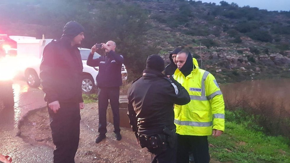 Search for Yosefi at Nahal Hilazon
