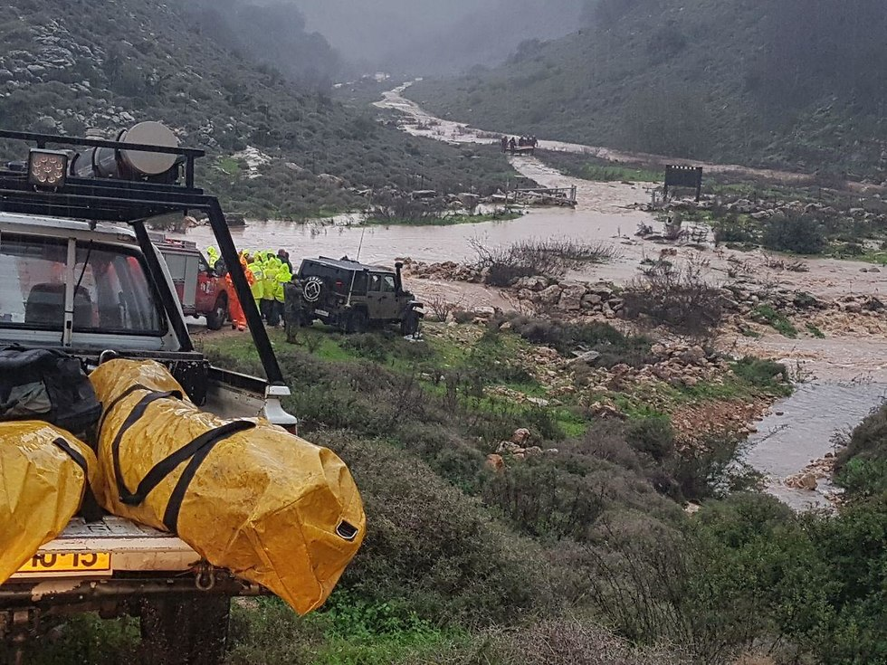 Поисковые работы на реке Хилазон. Фото: Ахия Равед