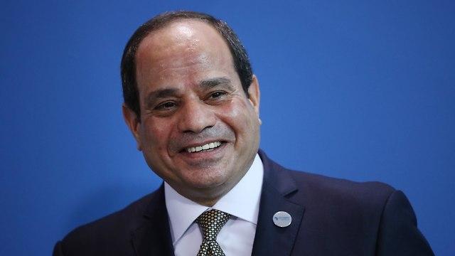 Egyptian President Abdel Fattah al-Sisi (Photo: Getty Images)
