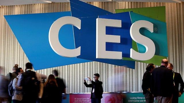 תערוכת CES 2019 (צילום: רויטרס)