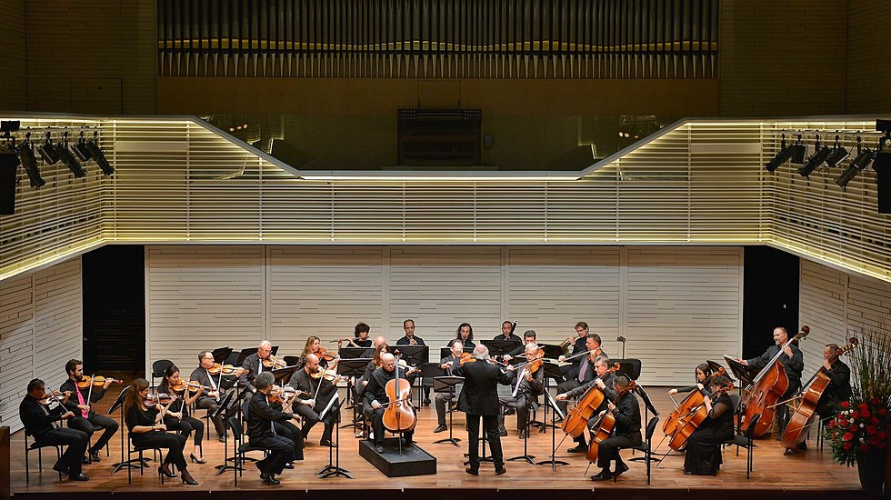 Israel Camerata of Jerusalem (Photo: Yoav Etiel)