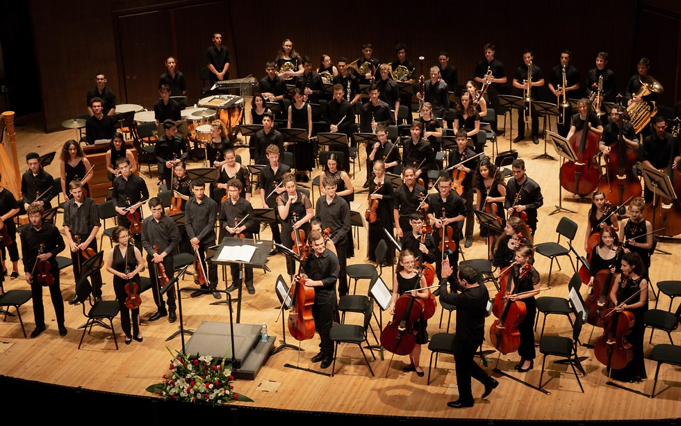 Young Israel Philharmonic Orchestra (Photo: PR)