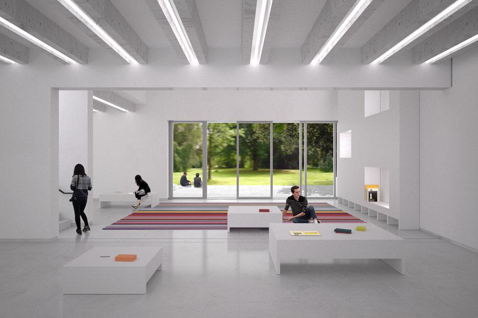 בוויימאר: חונכים השנה מוזיאון גדול, ששופך אור על הפרק הראשון והפחות ידוע של בית הספר (צילום: heikehanada_laboratory of art and architecture)