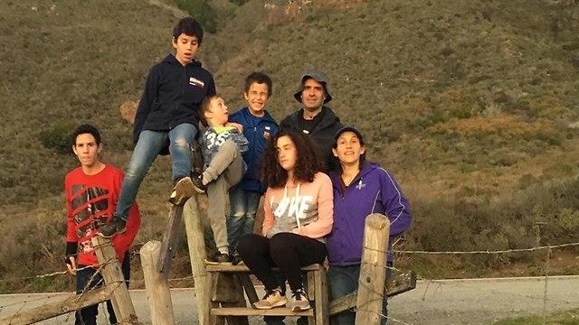 משפחת כהאן (צילום: אלבום פרטי)