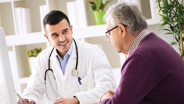 ניהול חולה (צילום: shutterstock)