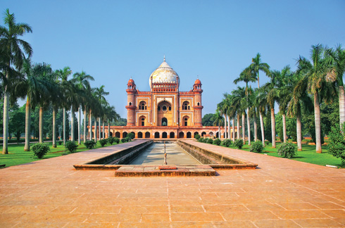 דלהי. בניגוד למומבאי, יעד הטיסה הישיר של אל על להודו, דלהי קרובה הרבה יותר לאטרקציות התיירות המבוקשות בהודו (צילום: Shutterstock)