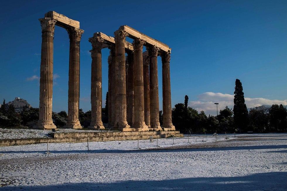 Афины. Фото: AFP