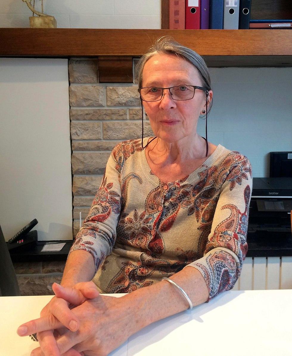 ליב טינפונט פסיכיאטרית שאישרה המתת חסד של אישה דיכאונית ב בלגיה (צילום: AP)